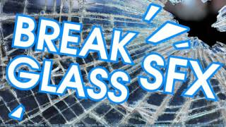 Breaking Glass Sounds High Quality, Free Download