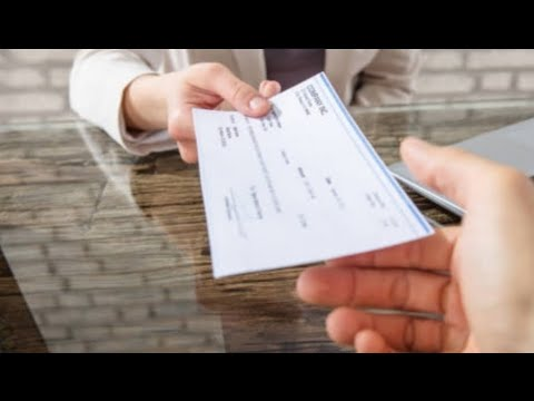 hechizo del cheque de la abundancia