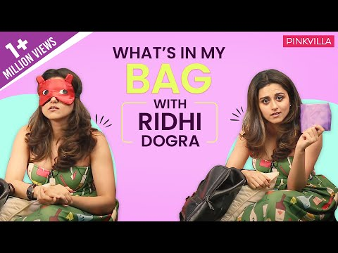 Xxx Mp4 What S In My Bag With Ridhi Dogra S03E03 Fashion Pinkvilla Bollywood 3gp Sex