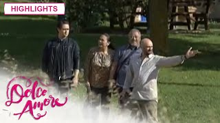 Dolce Amore: Roberto tours with the Ibarras