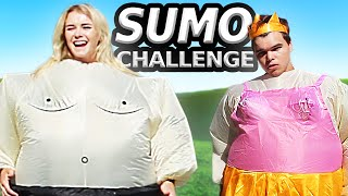 SUMO CHALLENGE! w/Jelly