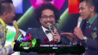 Anugerah MeleTOP Era 2015 - Throwback #AME2015 - Top Top MeleTOP (Lelaki)