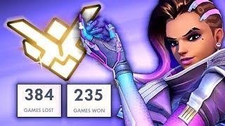 Grandmaster With 35% Winrate (Overwatch News)