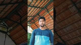 Yash rocky kannada feeling scene dubmash by Mohan Kumar mandya