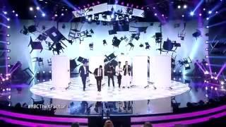 MBC The X Factor -The Five - لمعلم العروض المباشرة