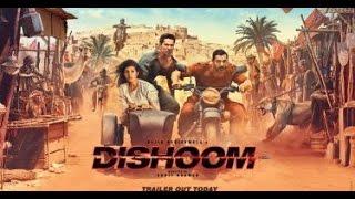 Dishoom | John Abraham, Varun Dhawan, Jacqueline Fernandez | Trailer crosses 1 million views