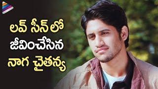 Naga Chaitanya tells Samantha that he still loves her - Ye Maya Chesave Scenes - AR Rahman