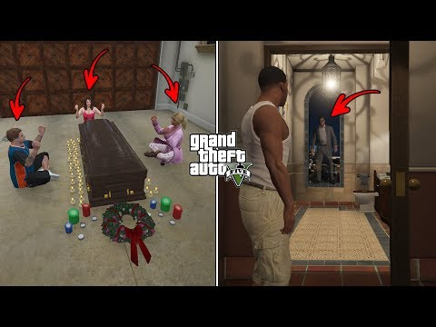 Xxx Mp4 What Happens If You Visit Michael 39 S House At 3 00 AM After He Dies In GTA 5 Michael 39 S Ghost 3gp Sex