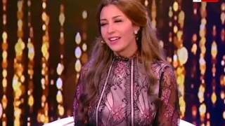 ضربة حظ - رزان مغربي تفاجئ النجمة جنات بكلام باللهجة المغربية