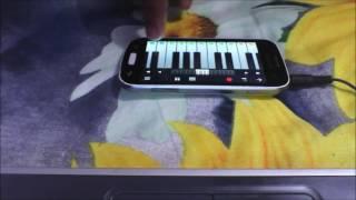 purano sei diner kotha mobile piano