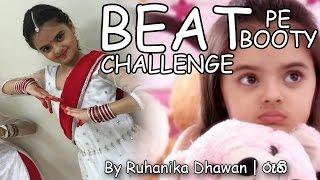 Beat Pe Booty Challenge - Ruhanika Dhawan | A Flying Jatt | Yeh Hai Mohabbatein | මේ ආදරයයි | රෑහි