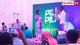 PILIPILI LIVE stand up comedy night BLACK PASS ON STAGE