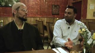 Bang San Thai, San Francisco, CA (Guest: Imam Zaid Shakir) - Sameer's Eats