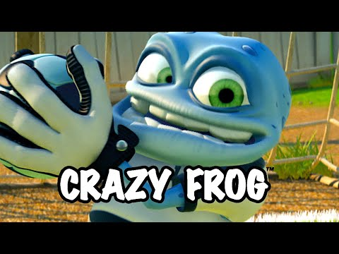 Crazy Frog We Are The Champions Ding a Dang Dong