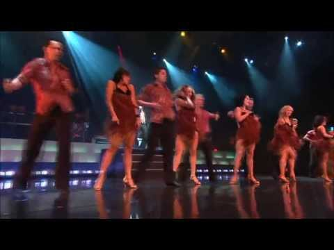 Sharna Burgess ~ You Make Me Feel Like Dancing   Magalenha ~ Burn The Floor - Floor Play