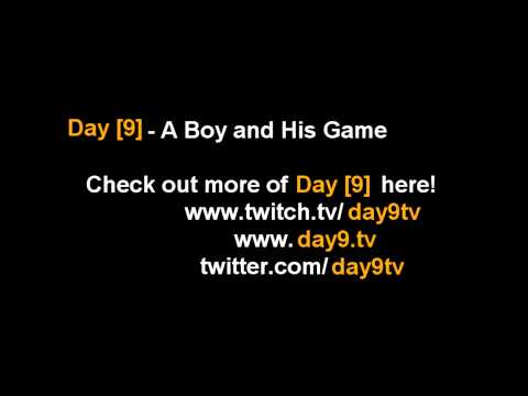 Day9 - A Boy and His Game (The story of Timmy)