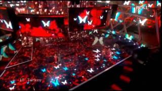Turkey - Final - Eurovision 2009 (HD)