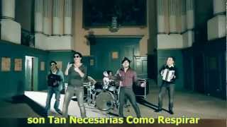 Kvrass  Mis Ganas de Ti Con Letra   [Video Oficial HD]