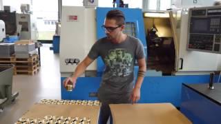 Lehrstelle als Produktionsmechaniker/in EFZ  bei der Vebo Genossenschaft Breitenbach