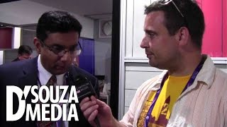 New American Media: D'Souza Warns About Hillary's America