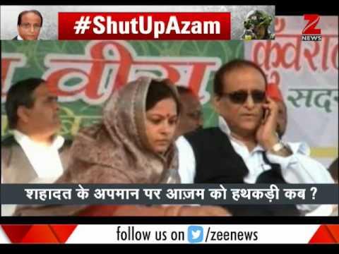 Xxx Mp4 Azam Khan Insults Indian Army Levels Allegations Of Raping Women आज़म खान ने किया सेना का अपमान 3gp Sex