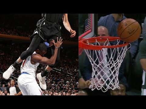 NBA Most Impossible Moments