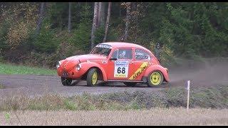 Aircooled.fi VW Rally Serie // Rantaralli 2017
