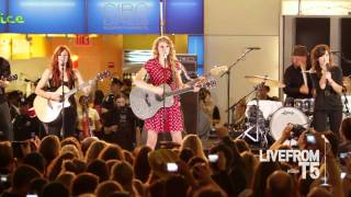 JetBlue's Live from T5 - Taylor Swift - Mine