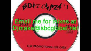Edit Crazy Vol 1 - Bobby D Chicago House Classics Mix WBMX