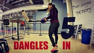 [DANGLES IN 5] Stick Handling drills to improve your 'DANGLE' game