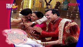 Ahem DEAD In 'Saath Nibhana Saathiya'   #TellyTopUp