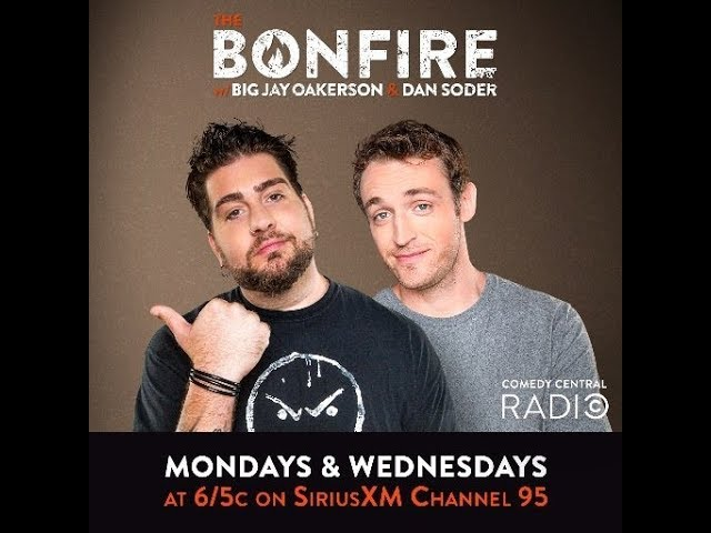 The Bonfire #238 (10-17-2017)