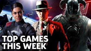 New Releases - Top Games Out This Week - November 12