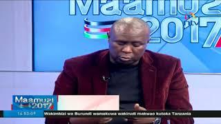 Msanii Ken Wa Maria aweka wazi matarajio yake baada ya kubwagwa nje kwenye siasa - #NTVSasa