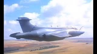 24 SQN SAAF Buccaneer in the 1989 TV Series 'Vleuels'