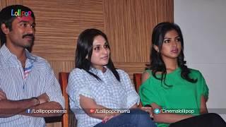 Suchi Leaks : Amala Paul out of  Dhanush Vada Chennai Movie   Lollipop Cinema