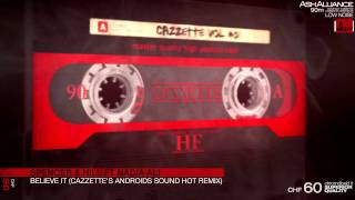 Spencer & Hill ft Nadia Ali - Believe It (CAZZETTE's Androids Sound Hot Remix) | AT NIGHT