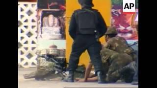 AP cover of army assault on Taj hotel, media under fire