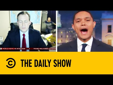 The Greatest Moment In The History Of Television The Daily Show