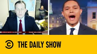 The Greatest Moment In The History Of Television - The Daily Show | Comedy Central