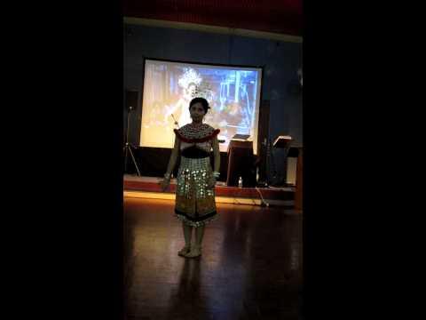 East Malay Dance at Gawai 2010 Perth