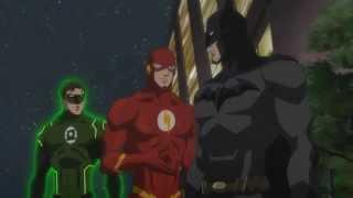Doblaje - Flash conoce a Batman - Justice League War - Español