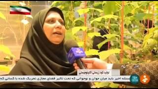 Iran ABRII made ActiNomycetes Bio-Fertilizer, Alborz province كود زيستي اكتينوميتس البرز ايران