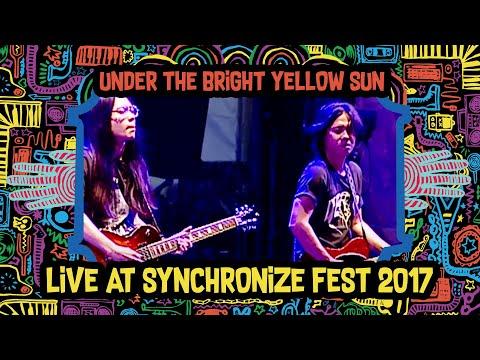 Under The Big Bright Yellow Sun Live at SynchronizeFest - 7 Oktober 2017