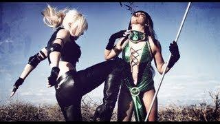 Female Power Films: Kick Boxer's Tears