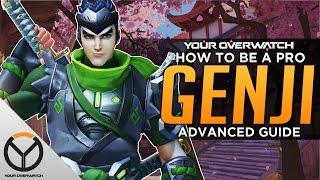 Overwatch: How to Be a Pro Genji - Shadowburn vs. Triple Tank Advanced Guide