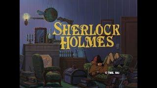 Sherlock Hound - English Intro (HD)