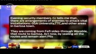 Jitimai ya Ugaidi: Jinsi shambulizi la kigaidi lilivyotekelezwa katika chuo kikuu cha Garissa