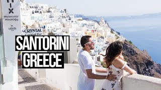 TRAVEL DIARY - Santorini Greece  | Eva Chung