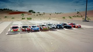 Forza Horizon 3 - Fastest RACE CAR Drag Race! GT3, GTE LM, SUPER GT & More!